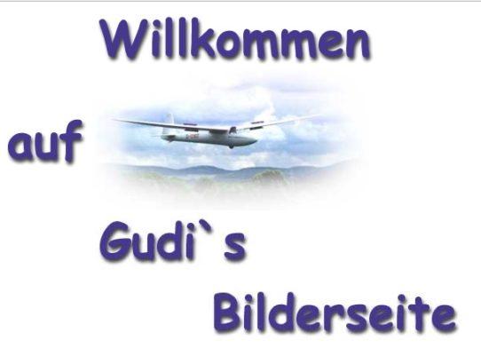 Nach 17 Jahren bekommt Gudi's Bilderseite ein neues Design.